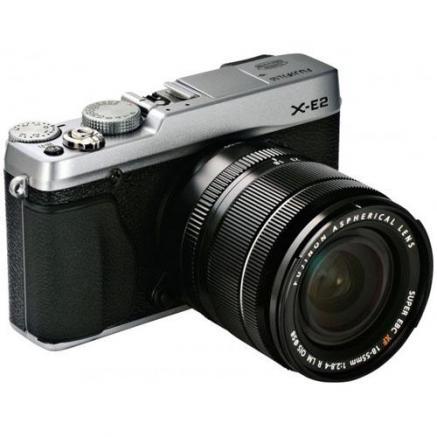 Fujifilm X-E2 + 18-55 mm Cámara EVIL Digital